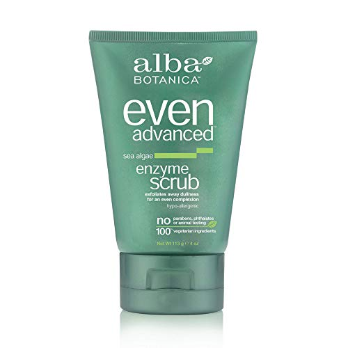 Alba Botanica Even Advanced Sea Algae Enzyme Scrub, 4 -