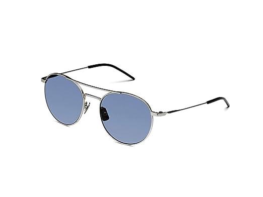 Italia Independent - Lunettes de soleil - Homme - Argenté -  Amazon.fr   Vêtements et accessoires ad121c6a213f