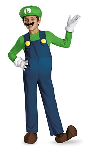 Mario and Luigi Costume - Medium