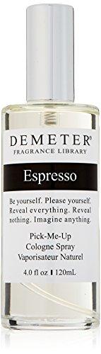 - Demeter Unisex Cologne Spray, Espresso, 4 Ounce