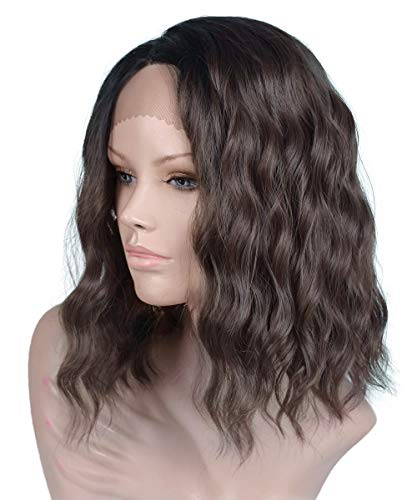 Annivia Curly Shoulder Length 14Inch product image