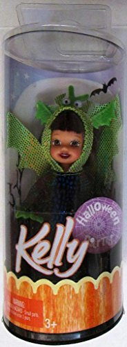 [Target Kelly Halloween Party BECKY as a Dragon 2005)] (Barbie Halloween Outfit)