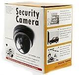Gadgetbucket Mini Dummy Security With Motion Detector Sensor Camera Flashing Light.