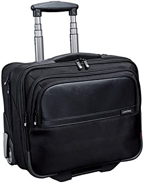 Lightpak Business Trolley Bravo 1 Aktentasche, Schwarz