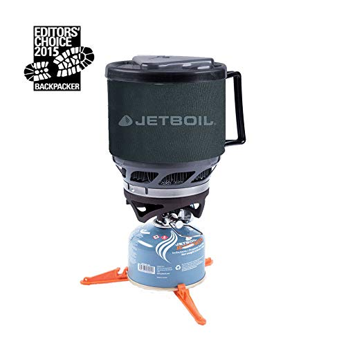 Jetboil MiniMo Personal Cooking System - Carbon w/Line Art