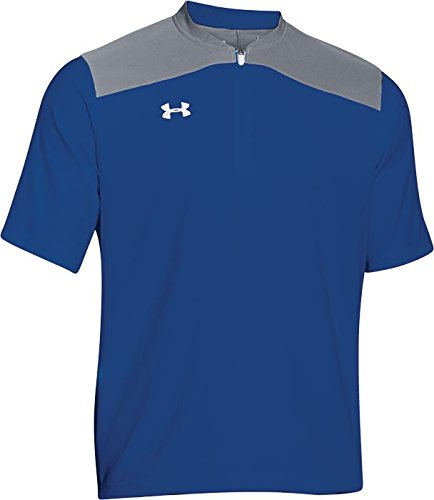 Under Armour Youth Triumph Short Sleeve Cage Jacket by Under Armour