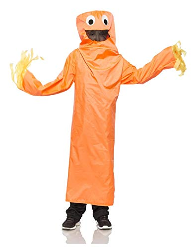 Wacky Waving Tube Guy Child Costume - Yellow - Small/Medium -