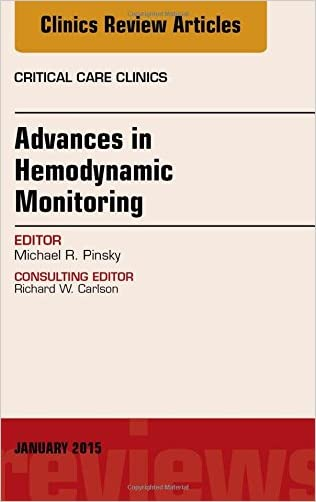 Advances in Hemodynamic Monitoring, An Issue of Critical