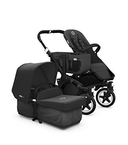 Bugaboo Donkey Complete Special Edition Black Frame(All Black)