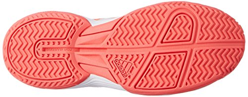 Volleyball S14 Ligra Orange Adidas ftwr Femme Chaussures Coral Easy De glow ftwr Coral 4 White S17 RgZwqI