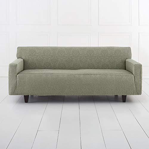 BrylaneHome Studio Ikat Stretch Extra-Long Sofa Slipcover