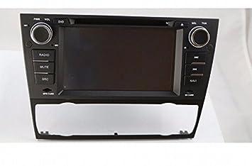 gowe car dvd player 7 gps navigation for bmw 3 series 320i 325i rh amazon com BMW Aftermarket Navigation BMW Z4