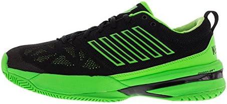 K Swiss KNITSHOT Negro Verde 05397398: Amazon.es: Deportes y aire ...