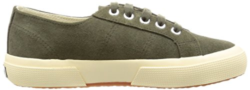 Superga 2750 - SUEU, Zapatillas Unisex Verde (Military green 595)