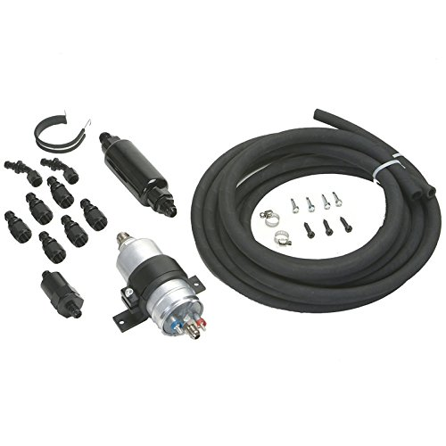 FiTech 40005 Go EFI External Inline Frame Mounted Master Fuel Deliver Kit