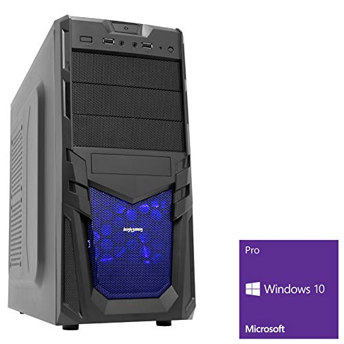 OCHW Viper 3.5GHz Fast Dual Core, Home Office, PC, Desktop Gaming Computer AMD Athlon 3000G Dual Core, ATI Radeon HD…