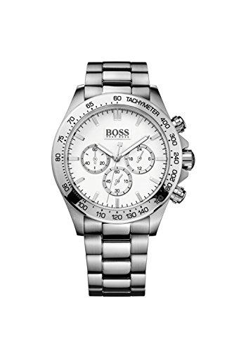 Hugo Boss Men's Chronograph Stainless Steel Bracelet Watch 44mm 1512962