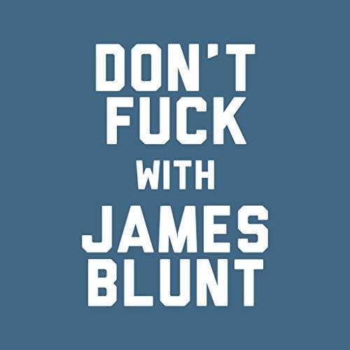 Women's With Coto7 Indigo Blue Fuck Blunt James Dont Sweatshirt EHEq6Xwx