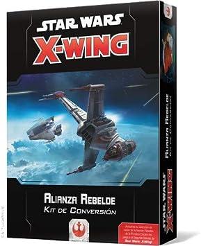 Fantasy Flight Star Wars: X-Wing Alianza Rebelde - Kit de Conversión, (EDF0SWZ06ES): Amazon.es: Juguetes y juegos