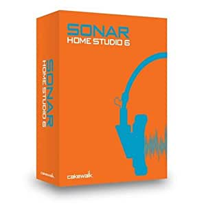 cakewalk sonar home studio 6 software. Black Bedroom Furniture Sets. Home Design Ideas