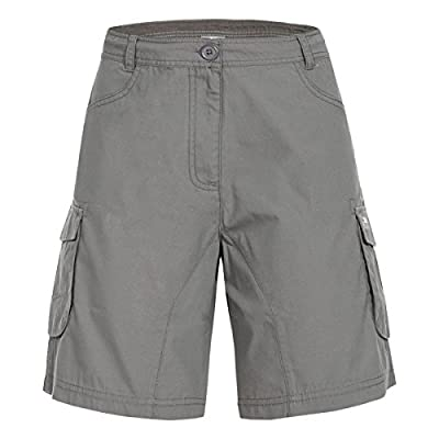 Trespass Nova Womens Active Summer Travel Water Repellent Walking Cargo Shorts