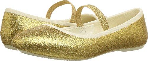dc7fde692 native Kids Shoes Girl s Margot Bling (Little Kid) Gold Bling 1 M US Little
