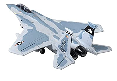 FMS 64mm Ducted Fan EDF F-15 Eagle Sky Camo PNP RC Model Plane Aircraft Jet