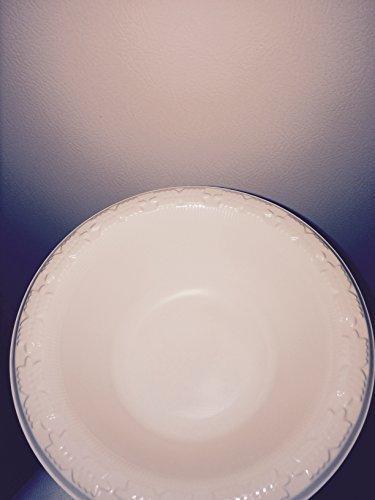 Plastic Plates 12 Oz Bowls Microwave Safe White - 100 Count By MVP Plastics & Amazon.com: Plastic Plates 12 Oz Bowls Microwave Safe White - 100 ...