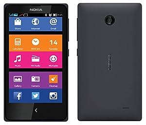 Nokia X RM980 Black Dual SIM - Factory Unlocked - International Version No Warranty