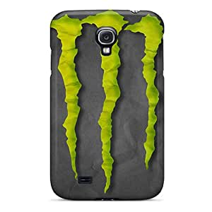 Samsung Galaxy S4 YFp9718gRGa Allow Personal Design Stylish Monster Series Protector Hard Cell-phone Cases -AnnaDubois