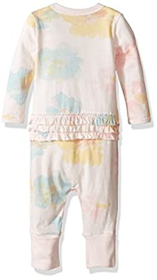 Burt's Bees Baby Girls' Organic Convertible Foot Long Sleeve Coverall and Knot Top Hat by Burt's Bees Children's Apparel that we recomend individually.