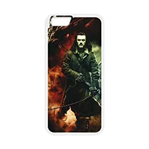 The Hobbit iPhone 6 Plus 5.5 Inch Cell Phone Case White xlb-265476