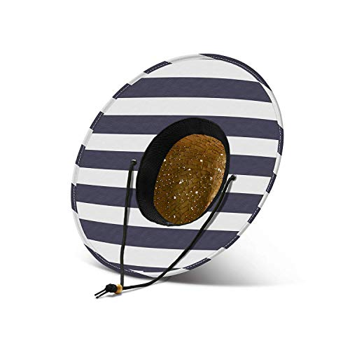 - Hemlock Hat Co. Men's Straw Hat (Shore Club)