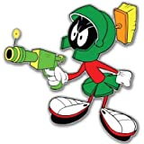Marvin The Martian Vynil Car Sticker Decal - 5""