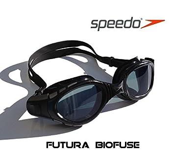 d6c5ee4ba006 Speedo Futura Biofuse Swimming Goggles Anti Fog Ultra Mens One Size ...