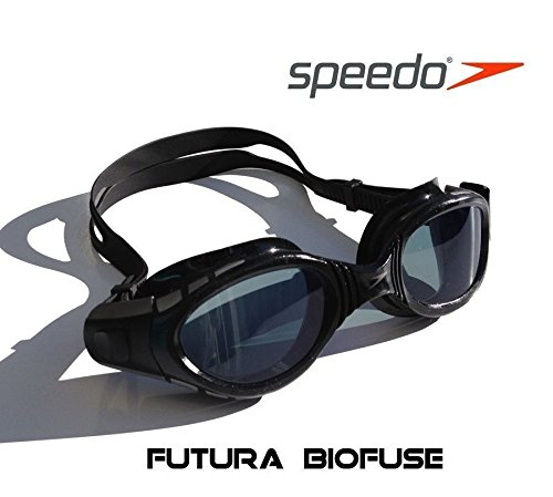 Speedo Futura Biofuse Swimming Goggles Anti Fog Ultra Mens One Size by Sportsgear US