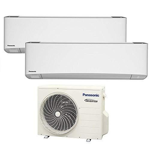 NEUE DUO Split raum klimagerä t R32 ETHEREA PANASONIC Klimaanlage 2+2 KW A+++