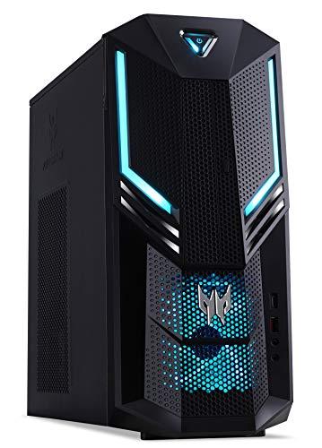 Acer Predator Orion 3000 - PO3-600 - Ordenador de sobremesa (Intel Core i5-8400, 8 GB RAM, 1 TB HDD, 128 GB SDD, Nvidia GTX 1050, Windows 10 Home) negro 4