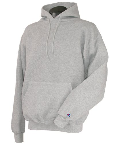 mens champion pullover hoodie - 2