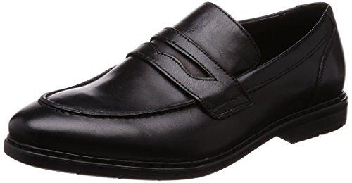 Clarks Schuhe 26.132.255 Banbury Step Black Schwarz