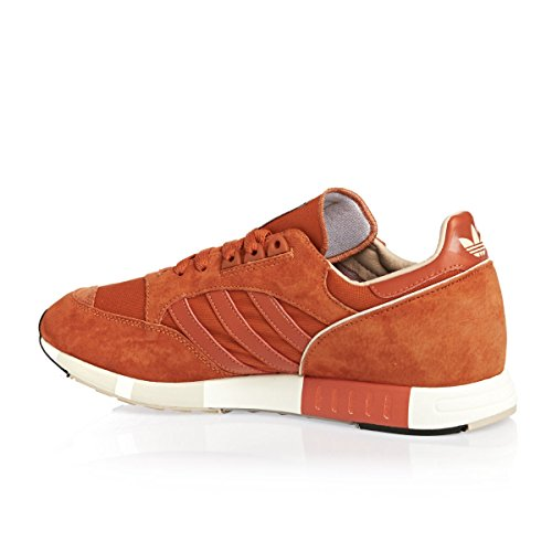 Adidas Boston Super, fox red/fox red/dust sand Naranja - naranja