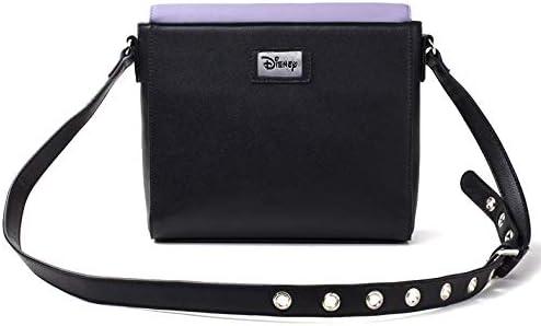 Disney The Little Mermaid Ursula Croco Shoulder Bag
