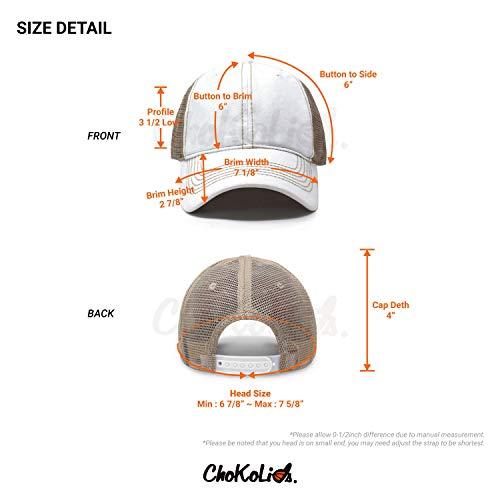 1fa79af90 ChoKoLids Trump 2020 Keep America Great Campaign Embroidered USA Hat ...