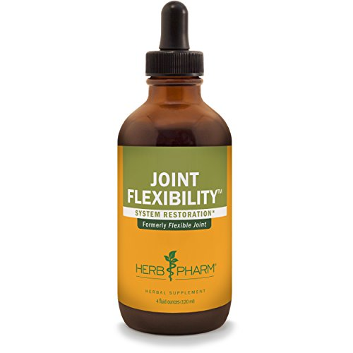Herb Pharm Joint Flexibility Herbal Formula for Musculoskeletal System Support - 4 Ounce (Sarsaparilla Root Jamaican)