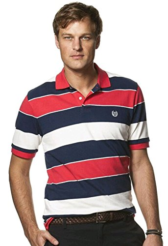 Chaps Striped Polo - 7