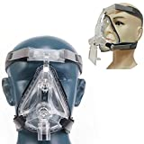 vinmax Adjustable Headgear Mask (Full Face)- Large Size