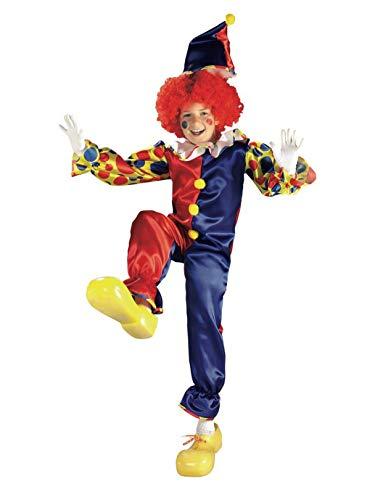 Rubies Bubbles The Clown Child Costume, -