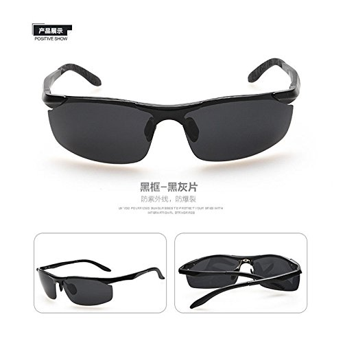 JUJU MALL-Mens Polarized Lens Aviator Driving Outdoor Cycling Sunglasses Eyewear - Outlet Sunglasses Rb