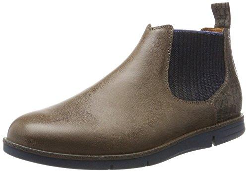 Ganter Herren Gabriel-g Chelsea Boots Grau (Smoke/Fango)