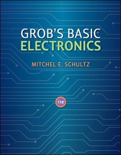Grob's Basic Electronics w/ Student CD
